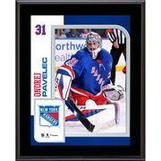 """#Valentines #AdoreWe #Shop.NHL.com - #Fanatics Authentic New York Rangers Ondrej Pavelec Fanatics Authentic 10.5"""" x 13"""" Sublimated Player Plaque - AdoreWe.com"""
