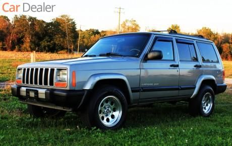 Low Mile Jeeps for Sale » 2001 Jeep Cherokee Sport 4.0L 4x4 69K low miles in Illinois