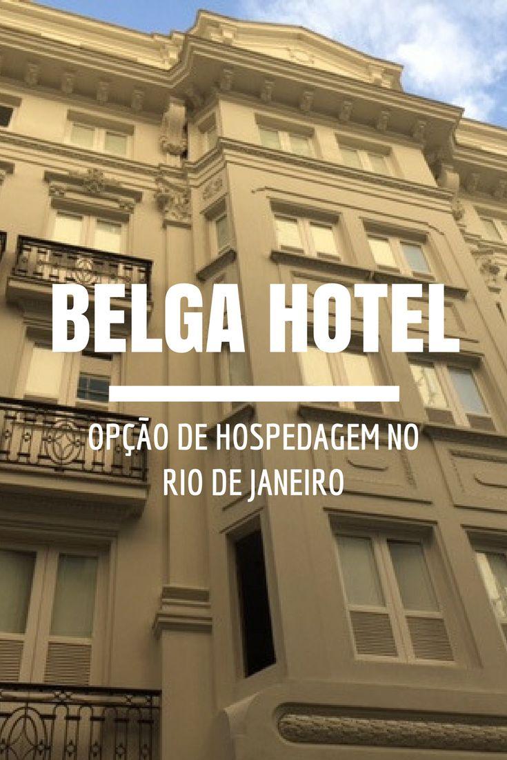 Não sabe onde se hospedar no Rio de Janeiro? Então confira esse post com review de hospedagem do Belga Hotel, pertinho do Museu do Amanhã! http://www.viagememdetalhes.com.br/belga-hotel-opcao-de-hospedagem-no-rio/ #riodejaneiro #viagem