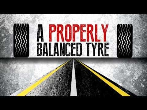 Tyre care got you in a spin? We'll show you why it's good to keep things on an even keel.