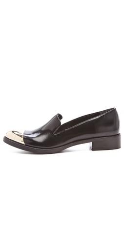 hello silver capped @Rachel_Roy beauty #GetInMyCloset: When Loafers, Fantastic Flats, Cap Flats, Rachel Roy Beautiful, Lyannah Cap, Fab Flats, Rachelroy, Cap Rachel Roy, Heavy Metals
