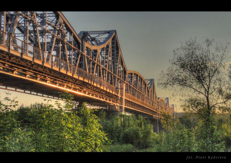Bridge by ImI  on 500px , Poland #Polen #Polska #Puławy #Wisła #most im. Ignacego Mościckiego