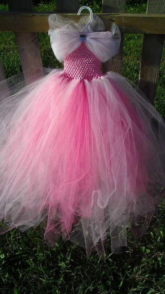 Sleeping Beauty tutu dress by tiger0459 on Etsy, $40.00