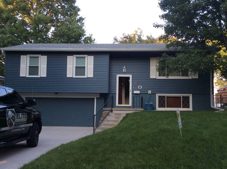 Annapolis Blue Siding Is Really Popular This Year Check