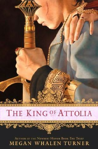 The King of Attolia, reviewed by Gina Ruiz