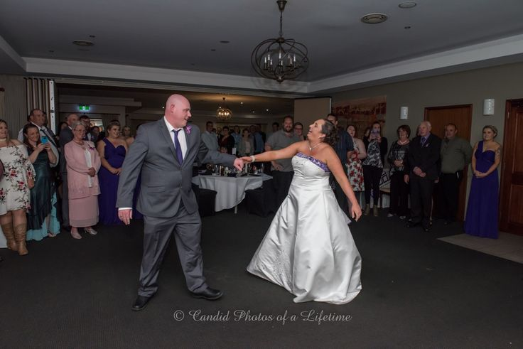 Wedding photographer, Candid Photos of a Lifetime  First dance as Husband & Wife
