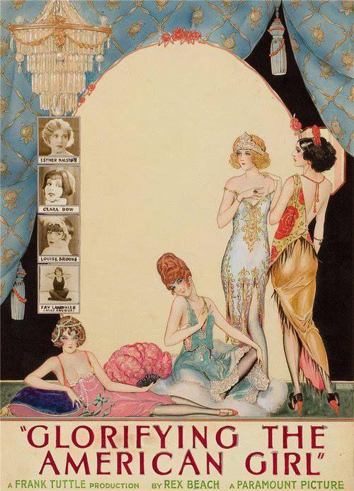 fuckyeahvintage-retro: Vargas Girls, 1926 (a través de)