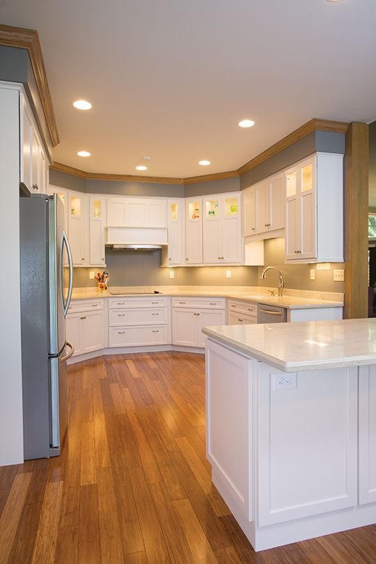 Kitchen Remodel In Central Sioux Falls. Designed By Alesha Hansen With  Todayu0027s StarMark Custom Cabinetry