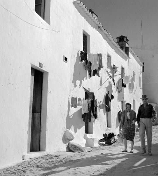 Artur Pastor: Algarve, Albufeira. Décadas de 50/60