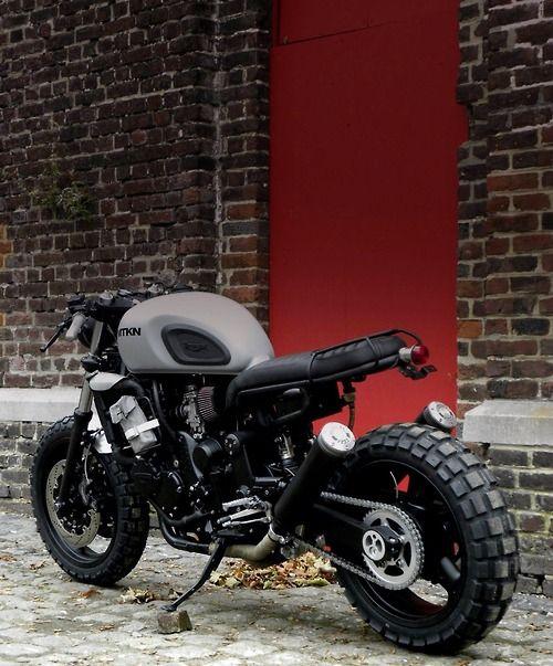 MK20 MTKN :: MotoKouture Bespoke Motorcycle. Via Rocket Garage...