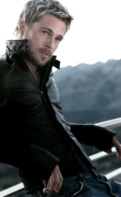 Just had to get at least one Brad Pitt photo up. Pinterest page complete!