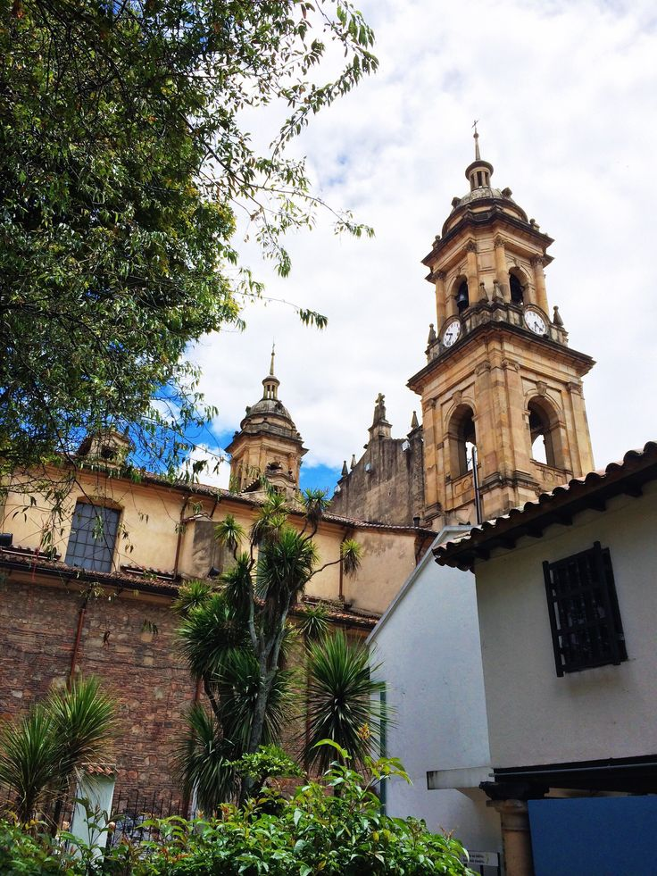 Views from the Museo Del 20 De Julio  http://www.theviewfromoverhere.com/see-the-world-with-me/  #Travel #SeeTheWorldWithMe #Bogota #Colombia #Love #Explore