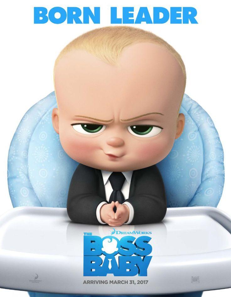 """CineNews: Veja o trailer divertidíssimo da animação """"O Poderoso Chefinho"""" com Alec Baldwin!"""
