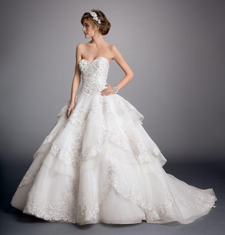 83 Best Eve Of Milady Wedding Dresses Images On Pinterest