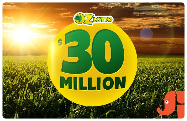 The golden glow of $30,000,000 is on the horizon! You could light up your life tonight. Buy your Oz Lotto ticket online now.