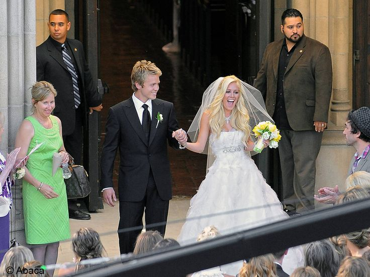 Le mariage de Heidi Montag et Spencer Pratt / Les meilleures photos de mariage de stars