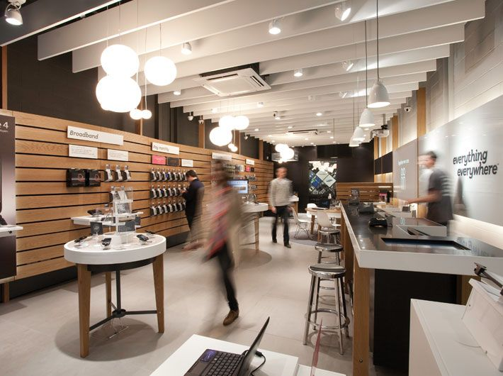 111 best technology store images on pinterest shops for Retail interior design agency london