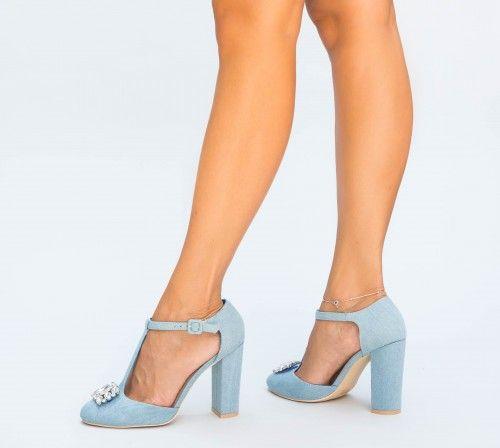 Sandale Agado Albastre 2