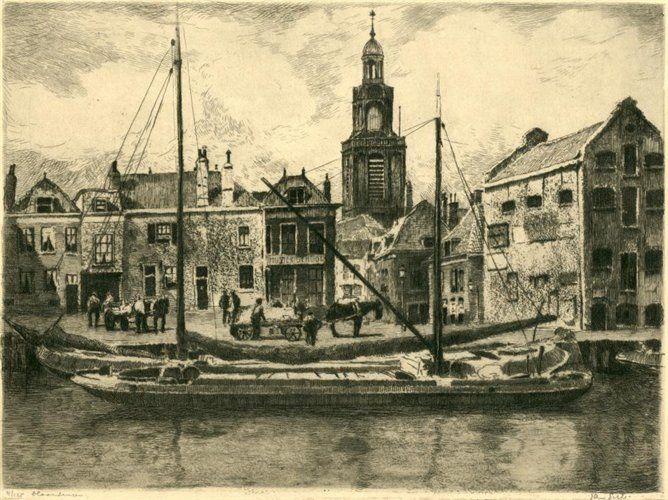 Geschiedenis van Vlaardingen - 'Vlaardingen'