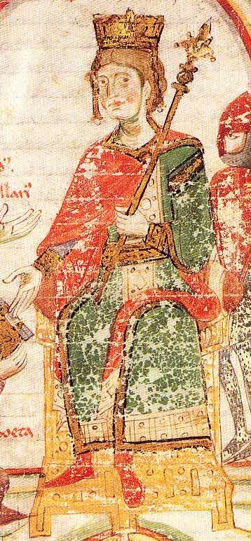 Heinrich VI, Staufer, deutscher Kaiser (1165-1197)
