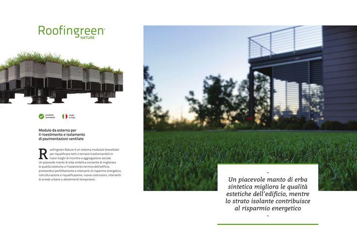 Roofingreen Nature - scheda prodotto