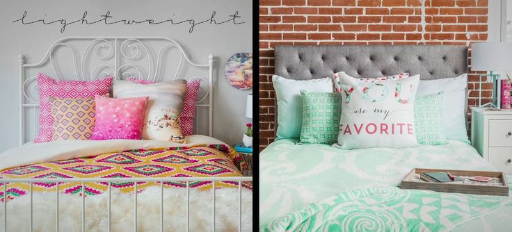 The Most Unique Duvet Covers... now with new fabric options!