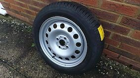 "Bmw mini wheels & #tyres 15"" #steel rims, two off, kept as #spares never used,  View more on the LINK: 	http://www.zeppy.io/product/gb/2/291679075054/"