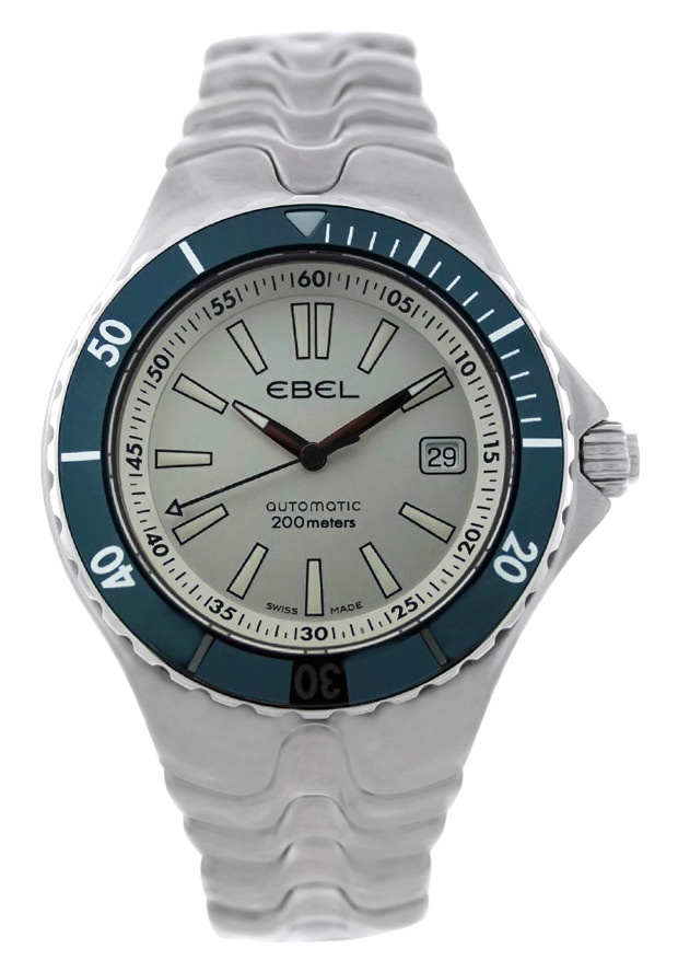 Price:$954.41 #watches Ebel 1215463, This Ebel timepiece is uniquely known for it's classy and sporty look. It's accentuated design has made it one of the best sellers year after year.