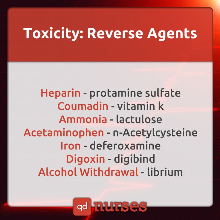 Hematology values that you will see on the NCLEX. Digoxin, Lithium, Dilantin, and Theophylline are therapeutic drug levels. Heparin, Coumadin, Ammonia, Acetaminophen, Iron, Digoxin, and Alcohol Withdrawal have reverse agents.