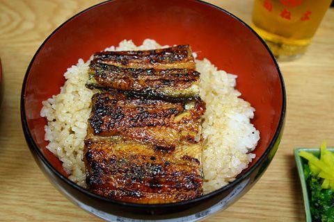 Eat authentic Unagi no Kabayaki ^_^