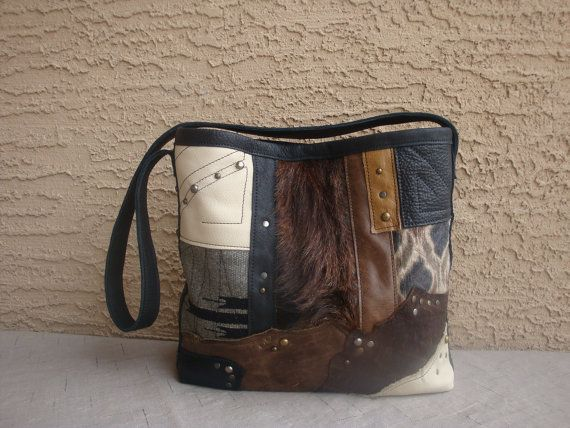 Hey, I found this really awesome Etsy listing at https://www.etsy.com/listing/269751272/boho-rustic-studdedleather-patchwork