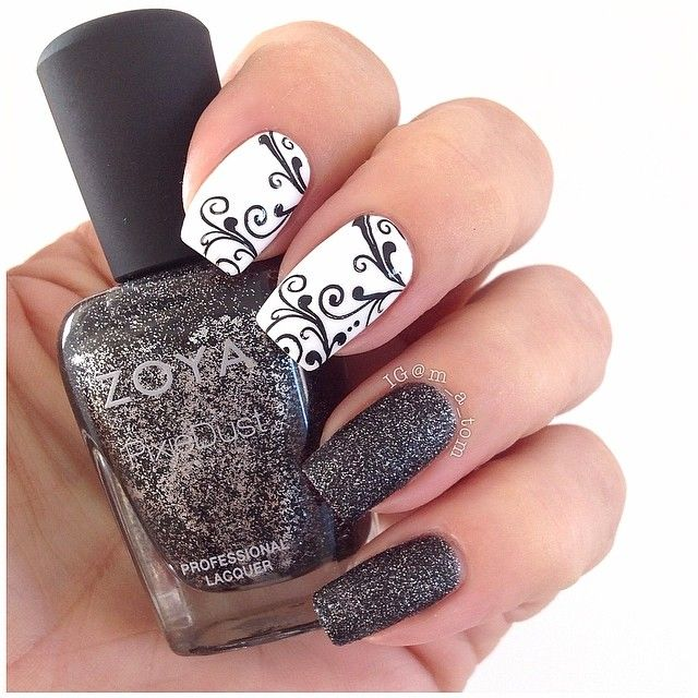 Instagram photo by m_a_tom #nail #nails #nailart