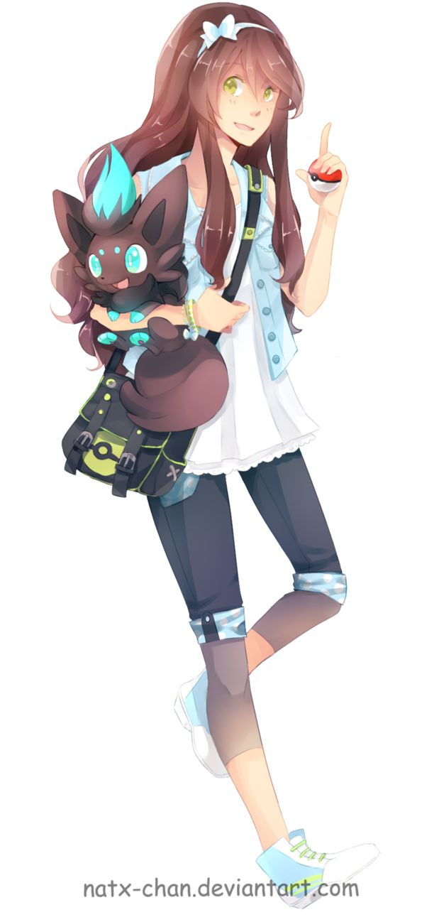 .:OC trainer:. by Natx-chan