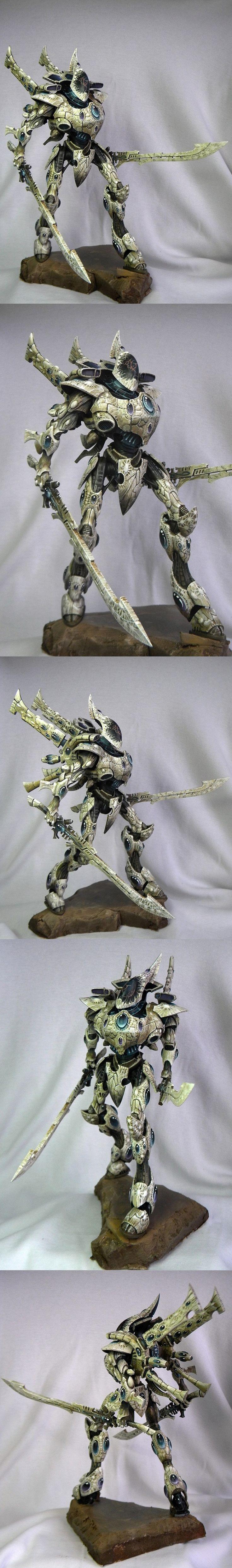 Eldar Wraithknight - hors