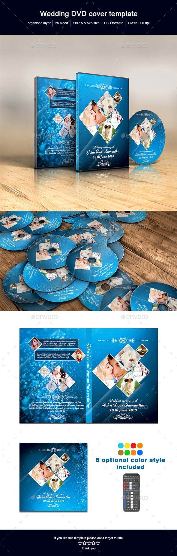 13 best images about wedding dvd cover on pinterest packaging