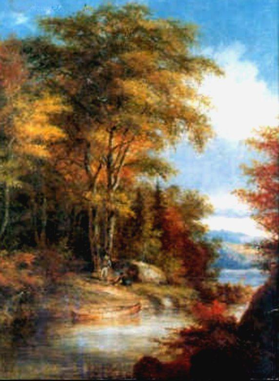 cornelius krieghoff paintings