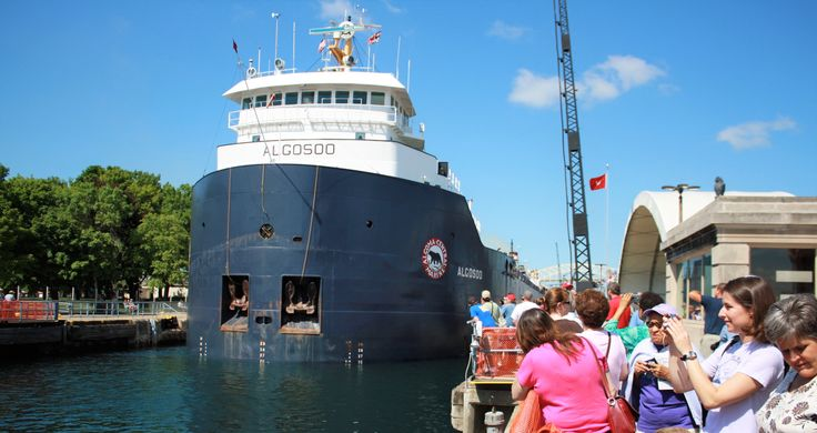 Join us at Engineer's Weekend in Sault Ste. Marie! This is your chance to walk across the Soo Locks walls, witness a Coast Guard demonstration, and tour the Cloverland Electric Hydroelectric Plant! Don't miss it!