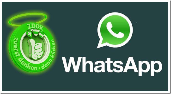 #Achtung - #WhatsApp #sperrt #Nutzer!