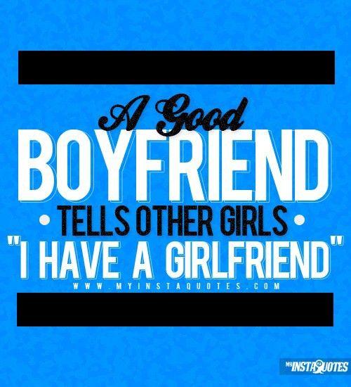 boyfriend not nice to meet