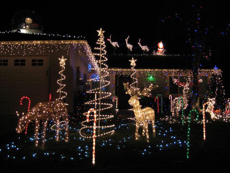 moscow christmas light festival in texas