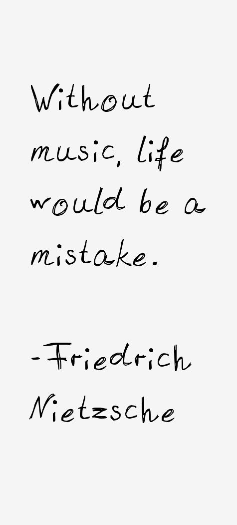 Friedrich Nietzsche Quotes & Sayings