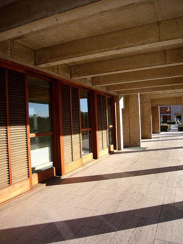 Salk Institute for Biological Studies, La Jolla