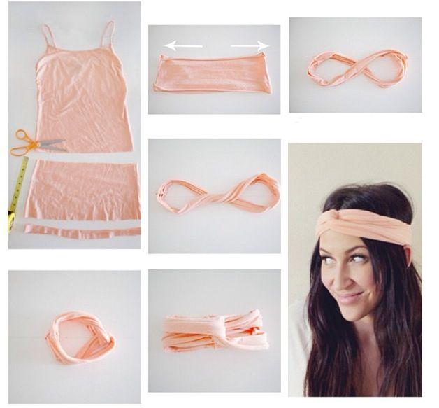 DIY: Boho headband
