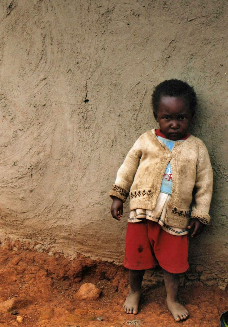One of our staff members took this photo. We met this child 2 days after his father had passed away from HIV. If we had gotten there a few months before with Flax Hull Lignans, we might have been able to save his father. AIDSHIVAWARENESS.org
