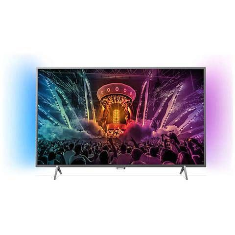 #Philips 55put6401 tv ultra hd 4k 55 serie  ad Euro 758.99 in #Philips #Televisori