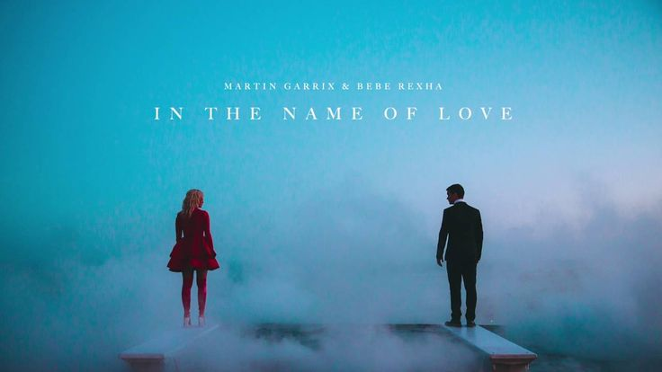 Martin Garrix & Bebe Rexha - In The Name Of Love (Official Audio)  Okay everyone! This is a seriously good song I have been listening to for a long while! So put down your textbooks and listen to some good American music! Get more music on this board!