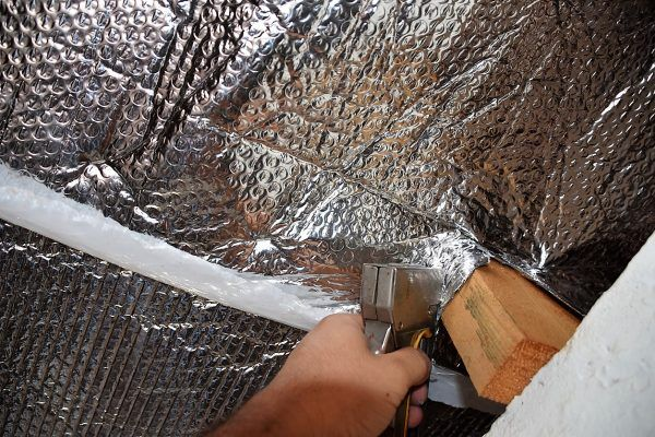 Is Radiant Barrier Insulation Right For Your Home Radiant Barrier Insulation Radiant Barrier Air Conditioning Repair