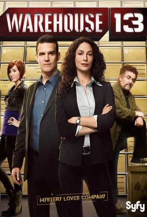 Warehouse 13 - one of the best sci fi shows out there!  We miss you - Come Back!!!!!