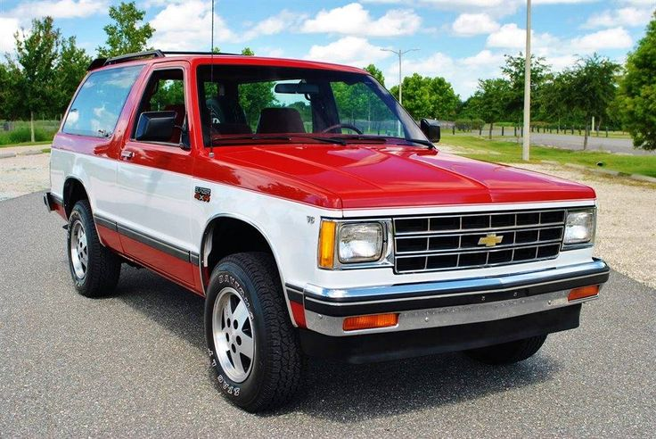 1983 Chevrolet S10 for Sale