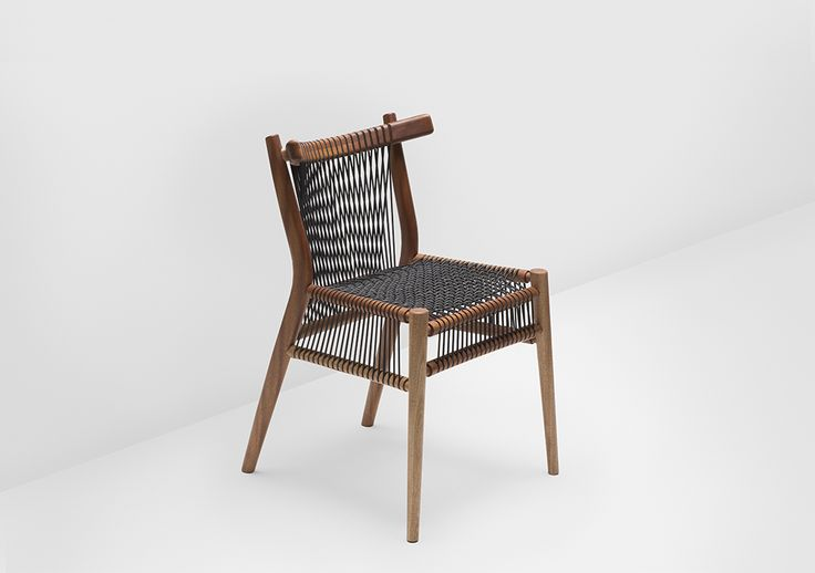 Loom Chair from our Loom Collection  http://www.hfurniture.co/product_collection/loom-collection/